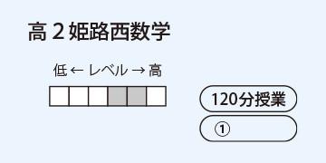 高2姫路西数学