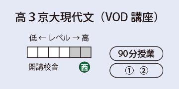 高3京大現代文(VOD講座)